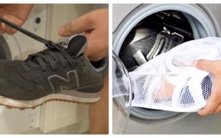 Как стирать тапочки в стиральной машине