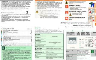 Инструкция для стиральной машины bosch classixx 5