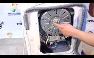 Как поменять подшипник в стиральной машине lg