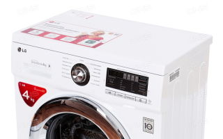 Отзывы о стиральных машинах lg f1096sd3