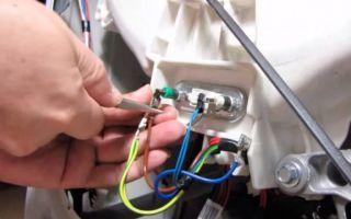 Стиральная машина выбивает автомат или пробки