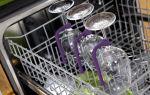 Как помыть бокалы в посудомоечной машине
