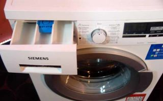 Инструкция для стиральной машины siemens iq500