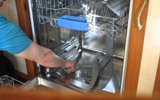 Почему посудомоечная машина гудит