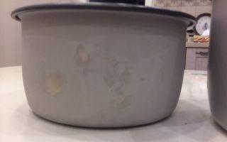 Можно ли мыть чашу от мультиварки в посудомойке
