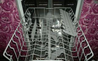 Отзывы о посудомоечной машине bosch spv40e30ru