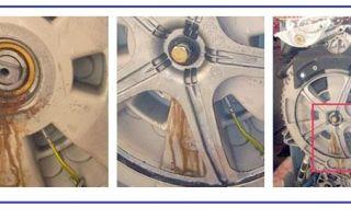 Стиральная машина шумит при отжиме – что делать?
