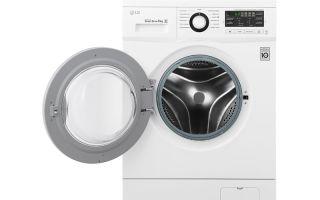 Обзор встраиваемых стиральных машин lg
