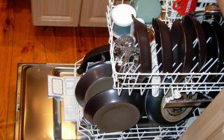Нужные функции посудомоечной машины