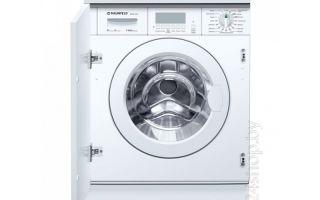 Обзор встраиваемых стиральных машин