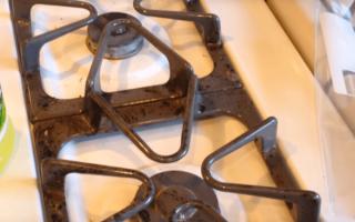 Можно ли мыть чугунные решетки в посудомойке