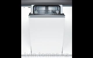 Отзывы о посудомоечных машинах bosch spv30e00ru