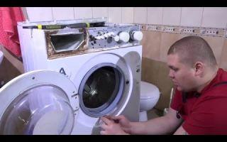 Неисправности и ремонт стиральных машин беко