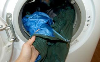 Красим одежду в стиральной машине
