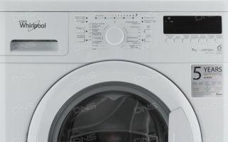Отзывы о стиральной машине whirlpool aws 71212