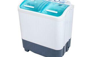 Обзор полуавтоматических стиральных машин