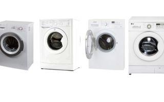 Обзор малогабаритных стиральных машин