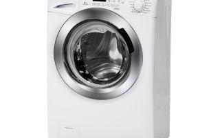 Обзор узких стиральных машин candy