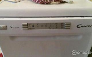 Отзывы о посудомоечной машине канди cdp 4609
