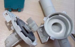 Ремонт помпы (насоса) стиральной машины