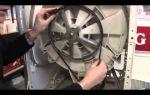 Как заменить подшипник в стиральной машине bosch