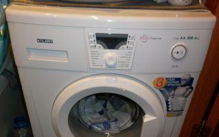 Неисправности стиральной машины атлант