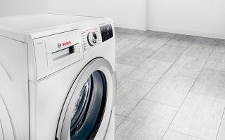 Узкие стиральные машины bosch немецкой сборки