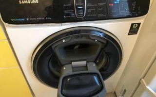 Отзывы о стиральной машине samsung ww65k52e69w