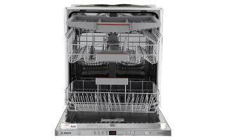 Отзывы о посудомоечной машине bosch smv44kx00r