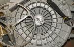 Замена шкива стиральной машины
