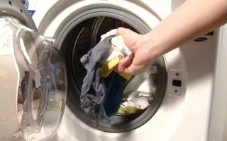 Почему стиральная машина не полоскает?