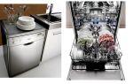 Обзор отдельностоящих посудомоечных машин